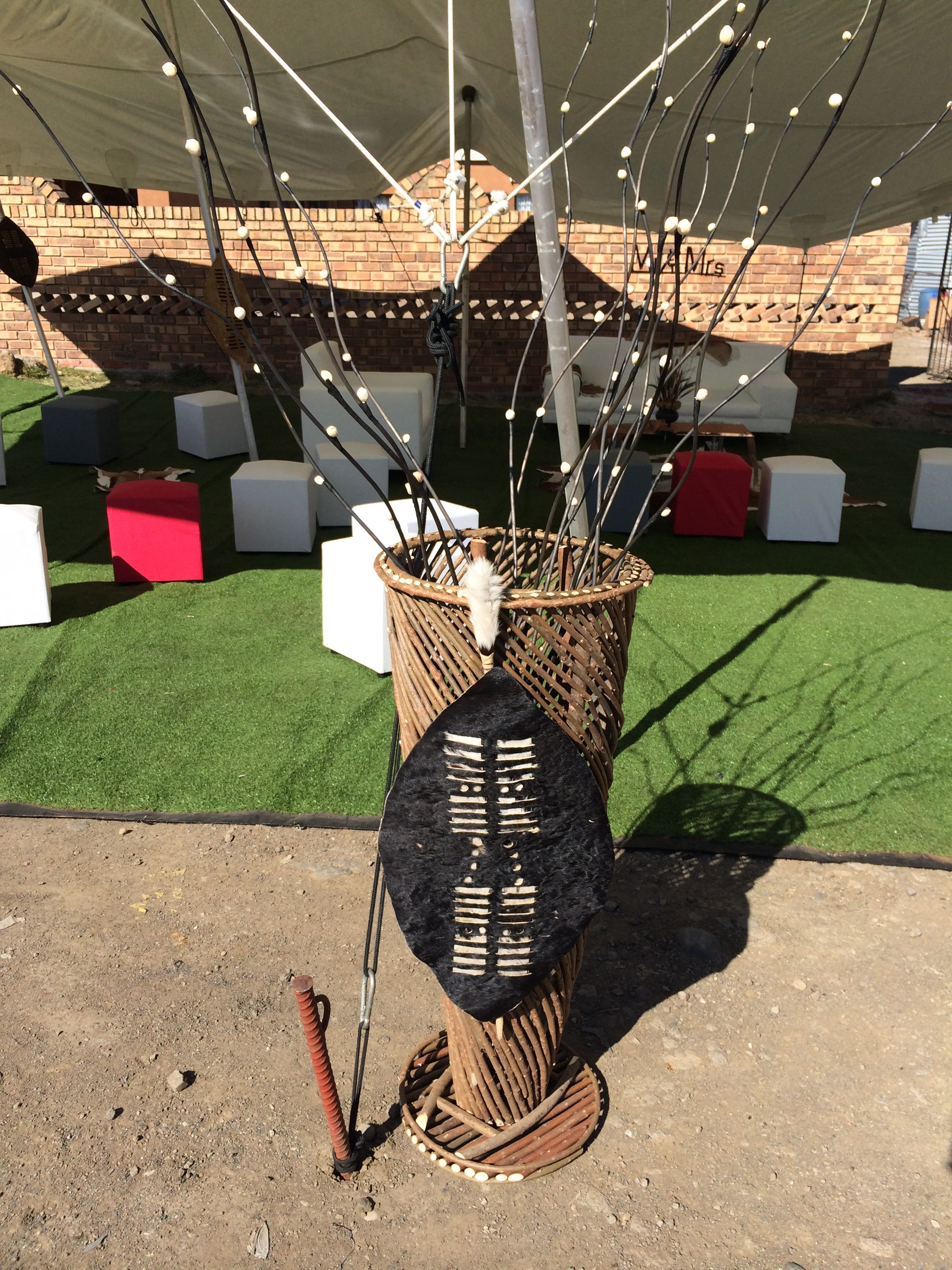 Standerton Traditional African Wedding Lounge Furniture Wwwsecundatentscom