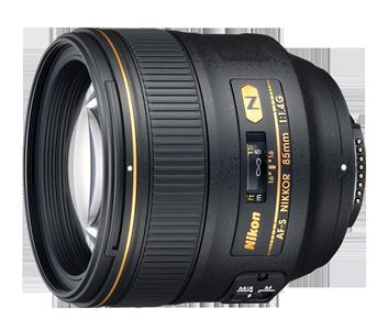 AF-S NIKKOR 85mm f / 1.4G