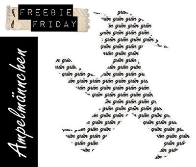Freebie Friday Ampelmannchen Plotterdatei Ausdrucken Plotten