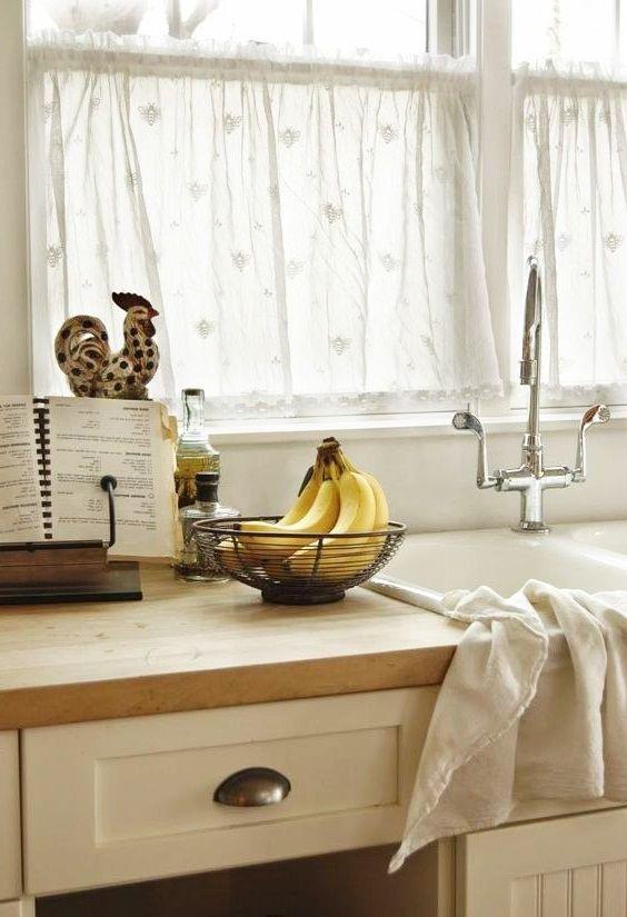12 meilleurs rideaux cuisine moderne