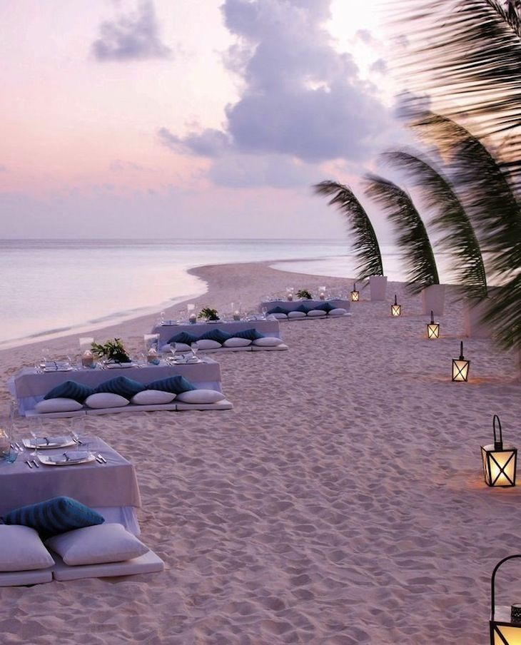 Top 10 Places To Travel As A Couple: TOP 10 Most Beautiful Resorts On The Maldives