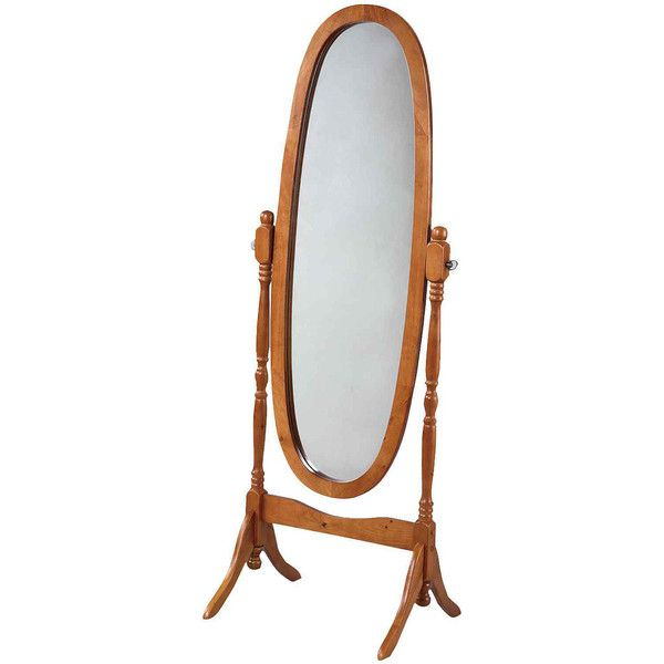 Heritage Floor Mirror 103 Liked On, Universal Broadmoore Cheval Mirror With Jewelry Storage
