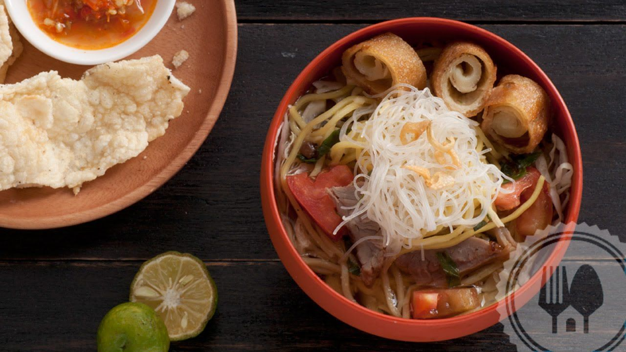 Soto Mie Indonesian Food Pinterest Dishes Recipes And Foods