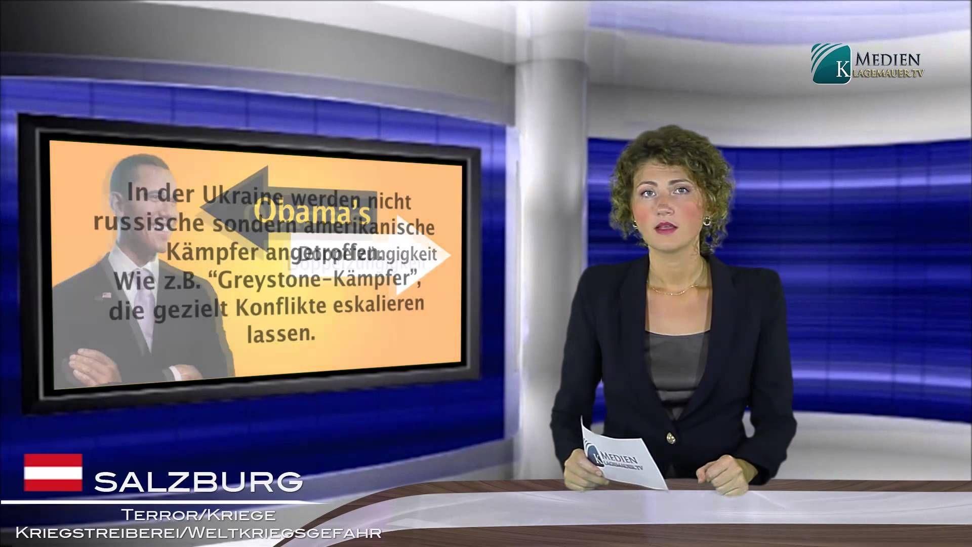 Obamas Doppelzüngigkeit (klagemauer.tv)