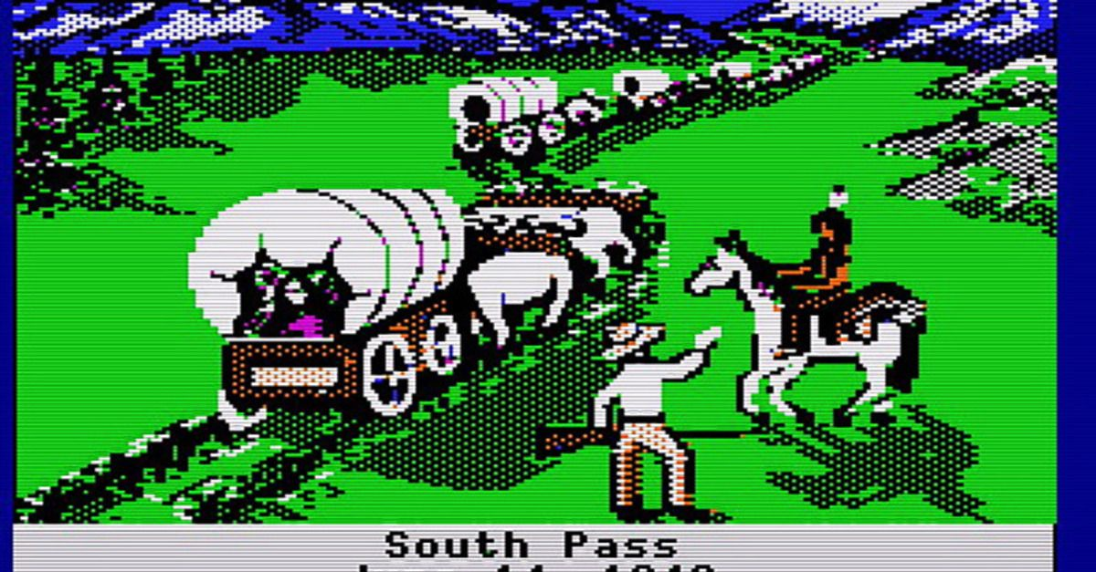 Oregon Trail, anyone? Play more than 2,400 MSDOS games in