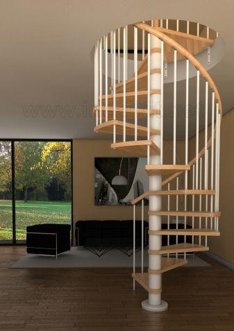 Escalera de caracol avant escalera de interior caracol - Precio escalera de caracol ...