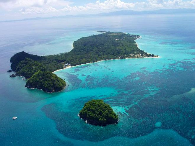 Mantanani Island  North Borneo    Malaysia to Thailand   Pinterest     Mantanani Island  North Borneo