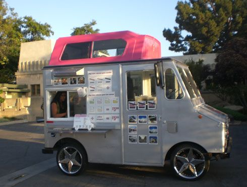 Food Architects Ice Cream Truck
