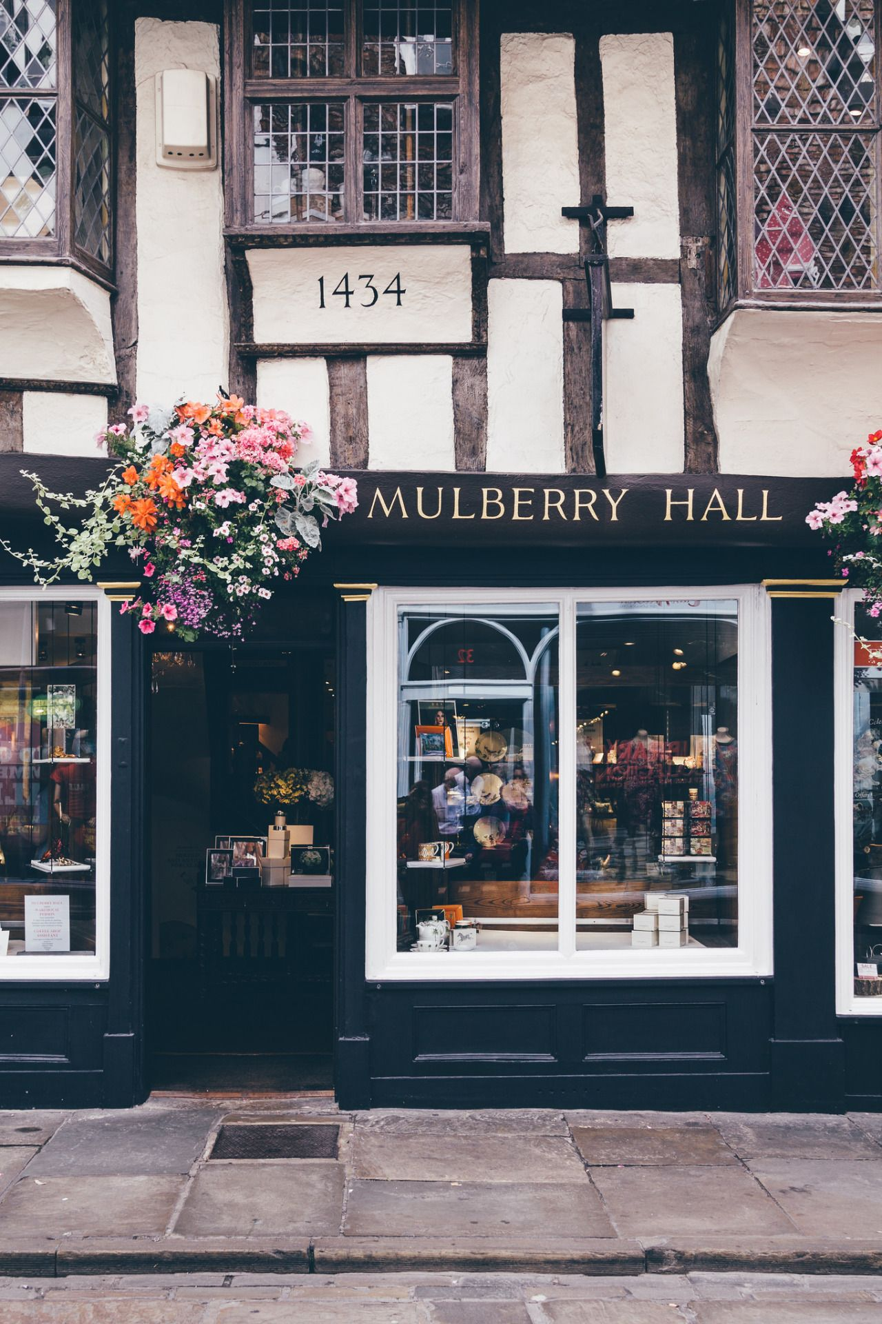 LOVING THE UK - Mulberry Hall 1434 by Michelle Cardwell