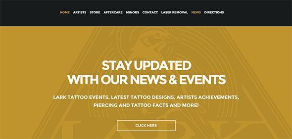 Оттенки желтого в веб-дизайне
