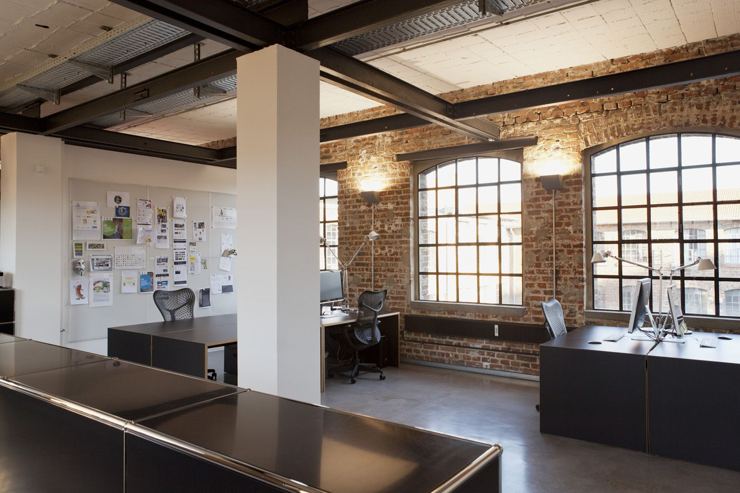 Convecto Agency Workspace In Offenbach Germany Creative Workspace Home Decor Work Space