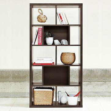 Functional Multi Purpose Bookcase Small Bookshelf Decor Shelving Design