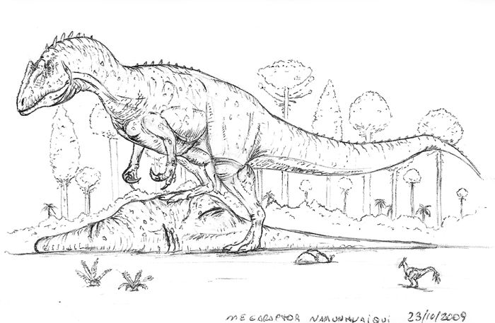Jurassic World Indominus Rex Coloring Pages Jonah board