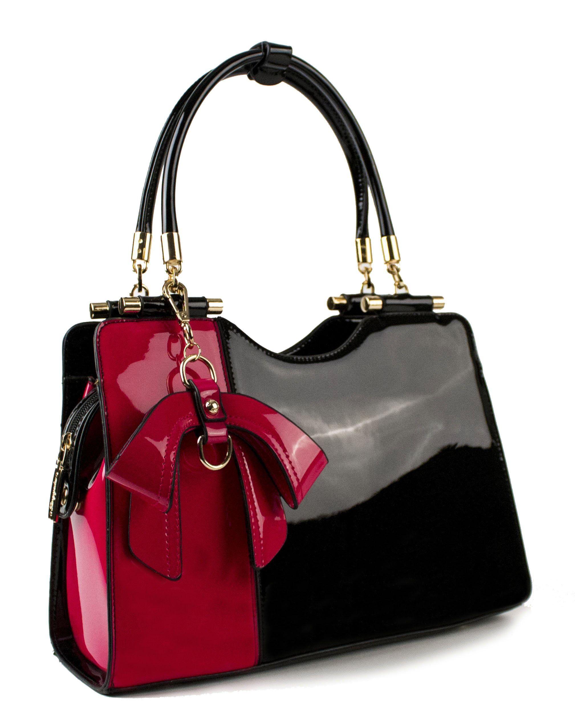 ab6908faad Scarleton Elegant Two Tone Satchel H14232901. Scarleton Elegant Two Tone  Satchel H14232901 Gold Handbags