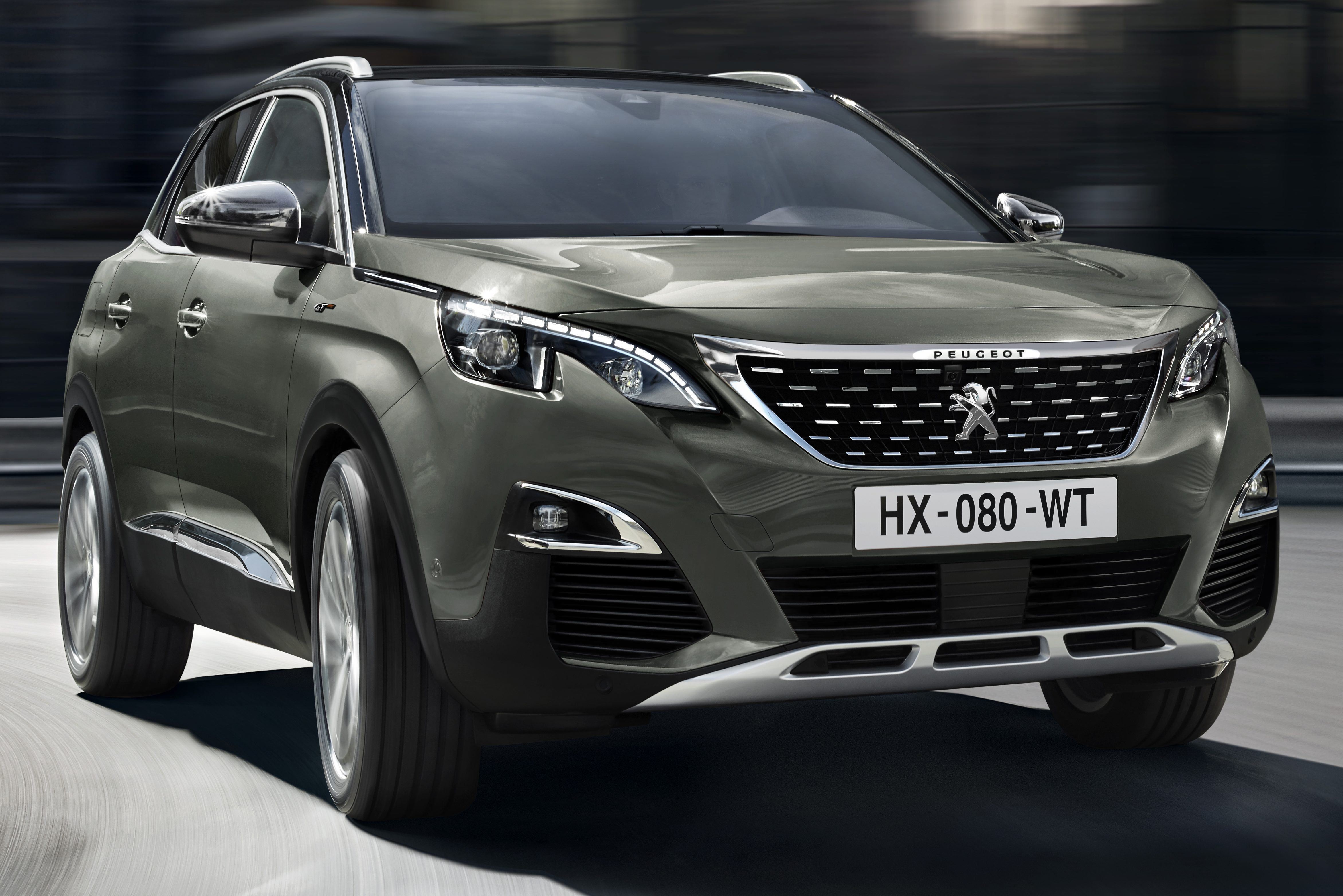 Less than a month after the new peugeot 3008 made its debut in paris the
