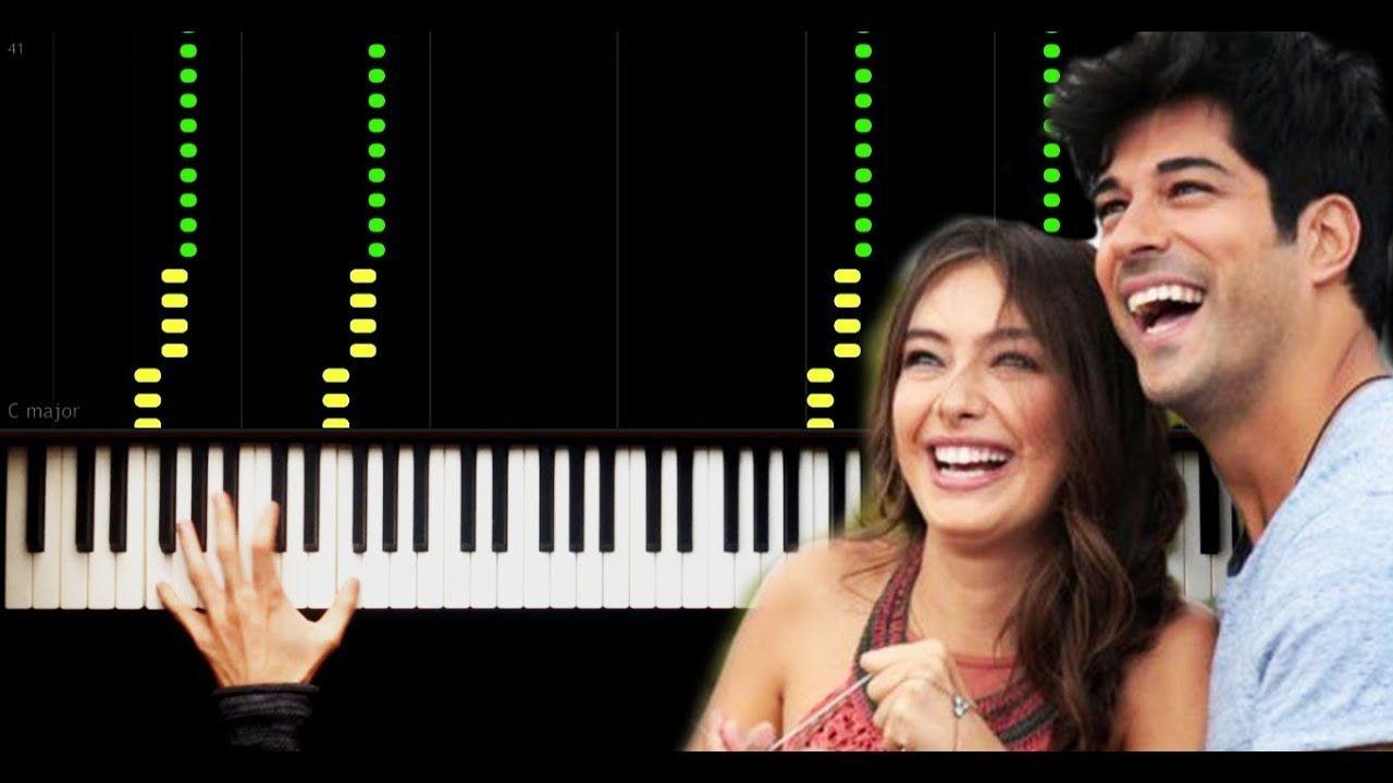 Kara Sevda Anlatamam Piano Tutorial By Vn Piano Tutorial Piano Tutorial