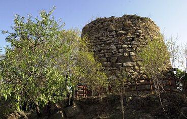 Nuraghe Armungia, Armungia, Sardegna