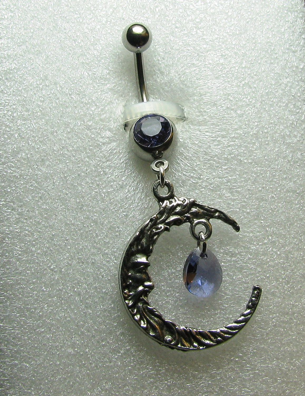 14 Guage Belly Ring 1100, Via Etsy - Thinking Of -1904