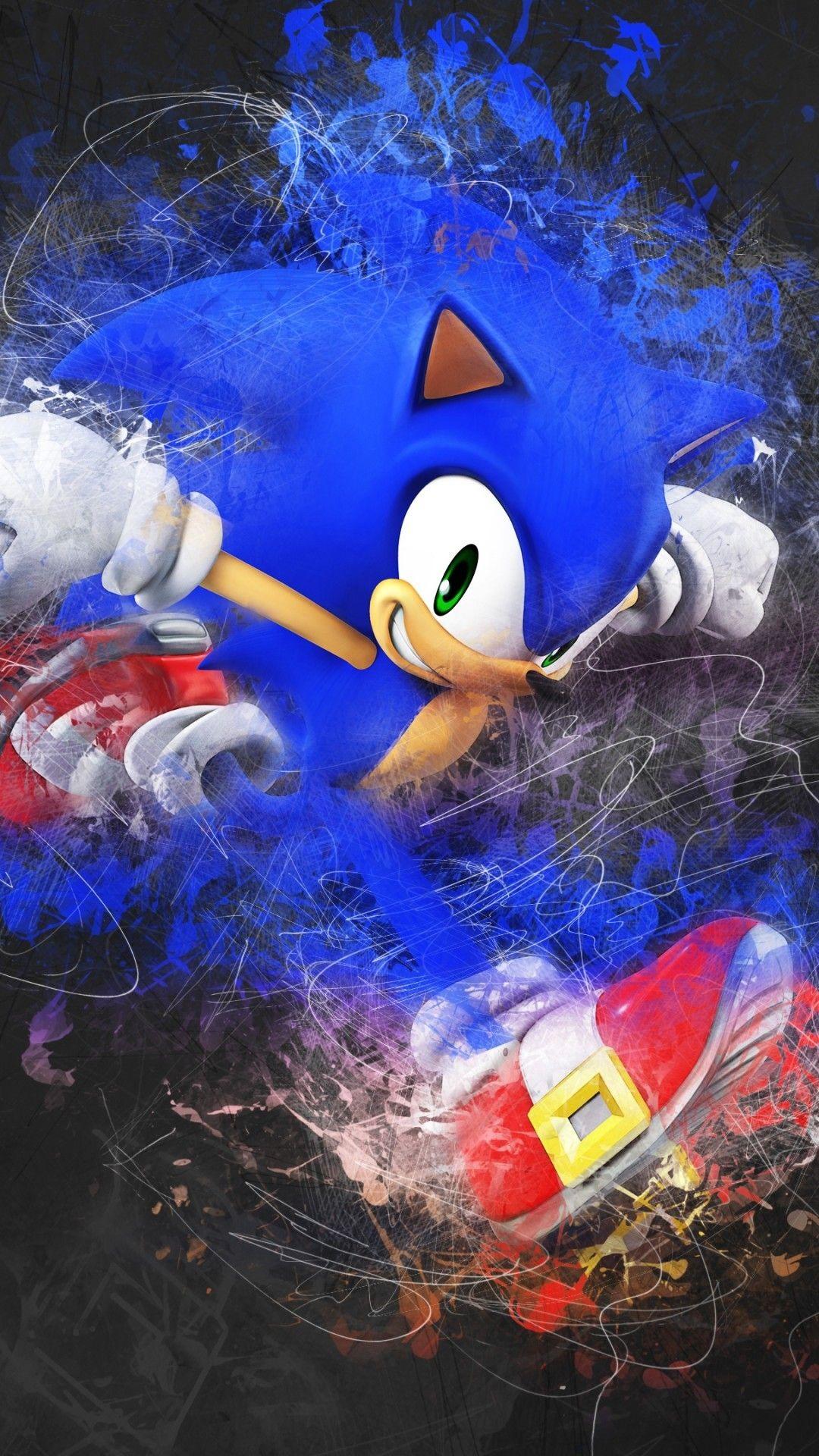 Sonic Wallpaper Mobile Em 2020 Com Imagens Desenhos Do Sonic Desenhos