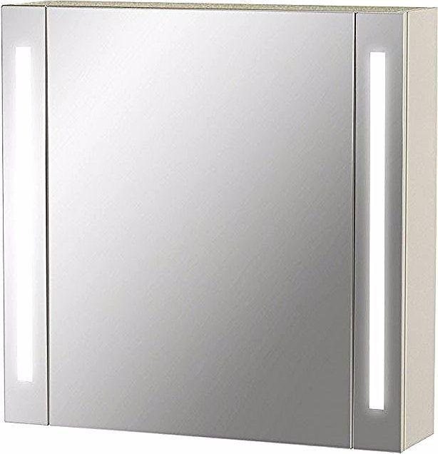 Armoire De Toilette Led Modèle La Contemporaine 60 Cm X