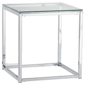 COCOCOZY: July 2008 steel and glas end table