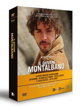 Il giovane Montalbano sbarca su home video per Warner Bros HE: nei DVD proposti oltre ai primi 6 episodi in onda su Rai 1 sono presenti anche esclusivi contenuti speciali inediti tra cui girato extra, interviste, backstage e fotogallery.