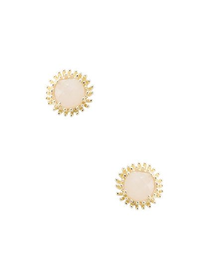 Carly Stud Earrings by Kendra Scott Jewelry at Gilt