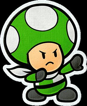 Rescue V Green Paper Mario Color Splash Paper Mario Color Splash Mario Art Paper Mario