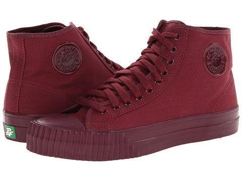 PF Flyers Center Hi Burgundy - 6pm.com