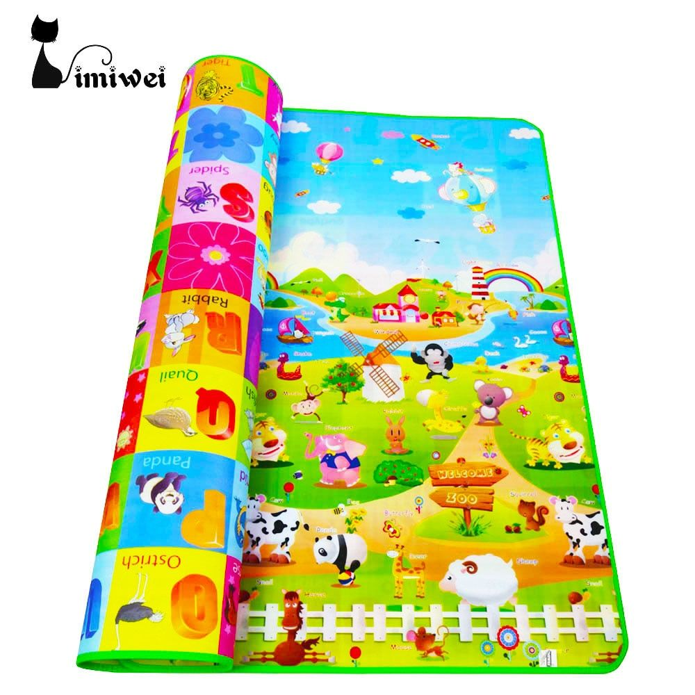 Imiwei Baby Play Mats Mat For Kids Toys Baby Toys Puzzle Mat Mat For Children Developing Rug Kids Rugs Children Carpet Eva Foam Baby Play