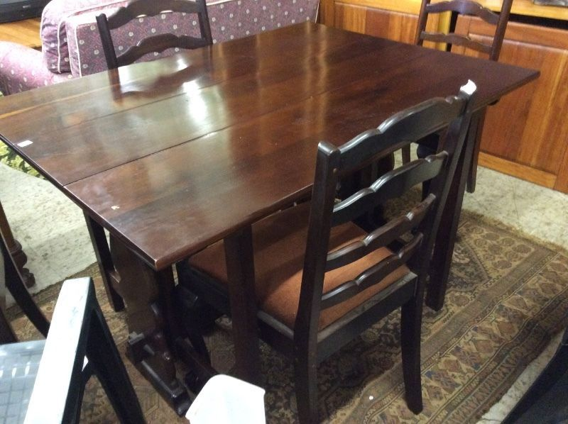 Cute Mahogony Four Seater Tsble Four Different Tables Like This To View And Other Smaller Tables For Small Areas Chairs To Cho Big Furniture Barn Furniture