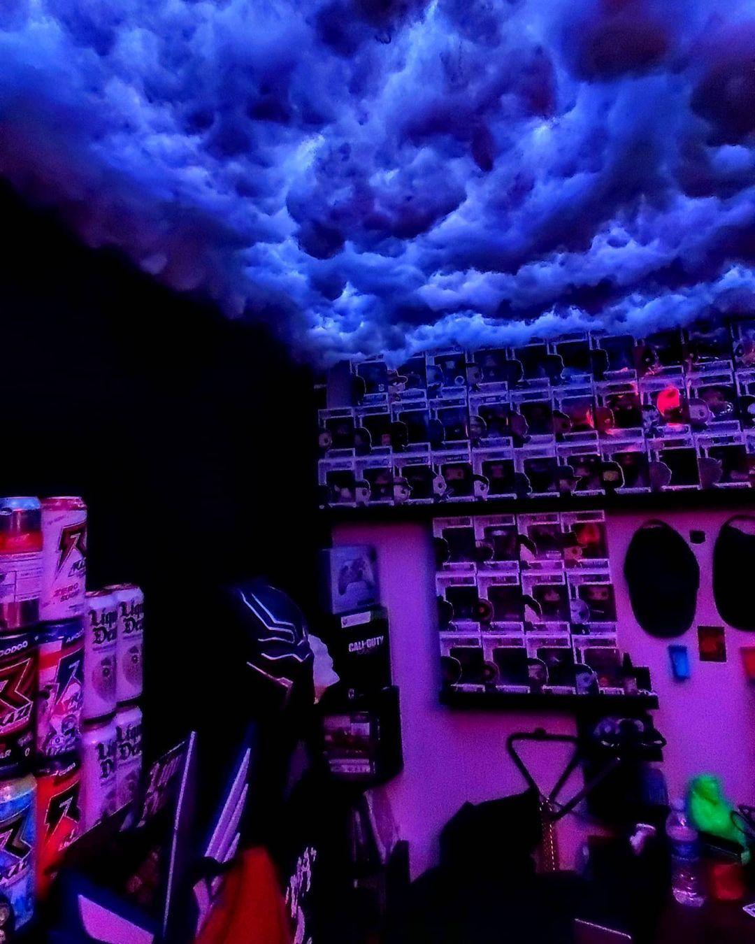 Cloud Ceiling Diy Safe