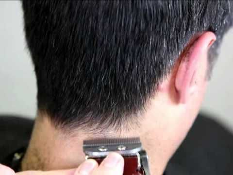 Mens Clipper Cutting Learn How To Cut And Blend Mens Hair With