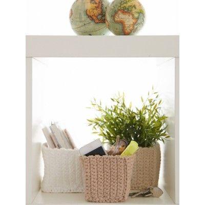 Mini Square Baskets