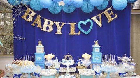 Baby Shower Decoracion Para Niño ~ Quieres organizar un baby shower de niño te damos unos consejos