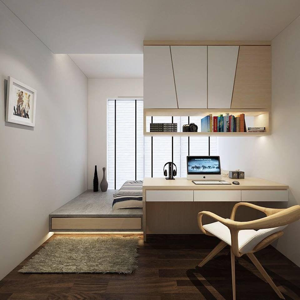 Minimalist apartment decor  modern amp luxury ideas interior also best images bedroom design rh pinterest