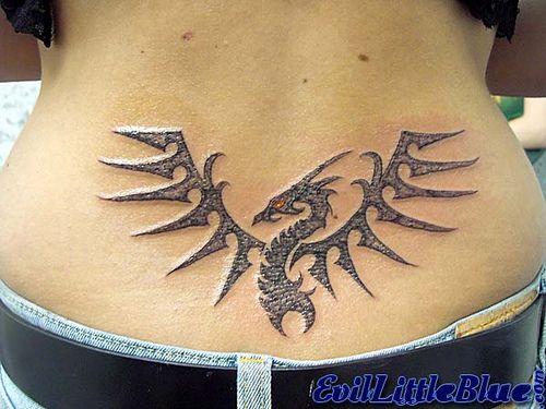 Ink Tattoo Tatuajes Dragones