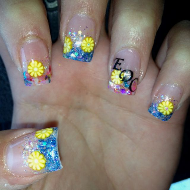 Nails for EDC 2012!