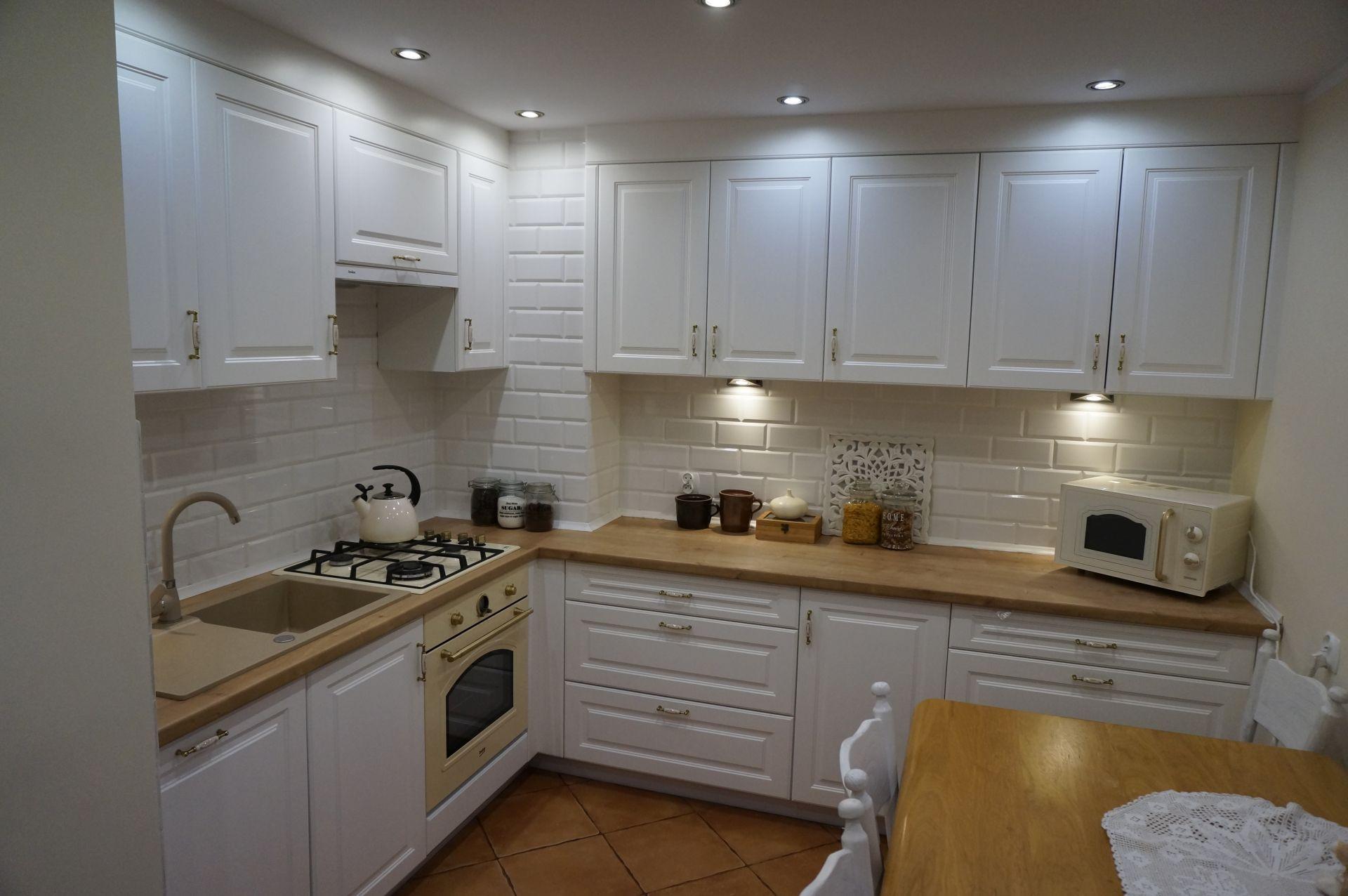 Skandynawskie Meble Kuchenne Na Wymiar Country Kitchen Home Kitchen
