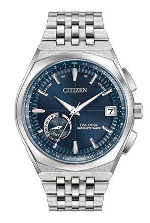 Citizen Citizen Eco-Drive  Satellite Wave - World Time GPS CC3020-57L Satellite