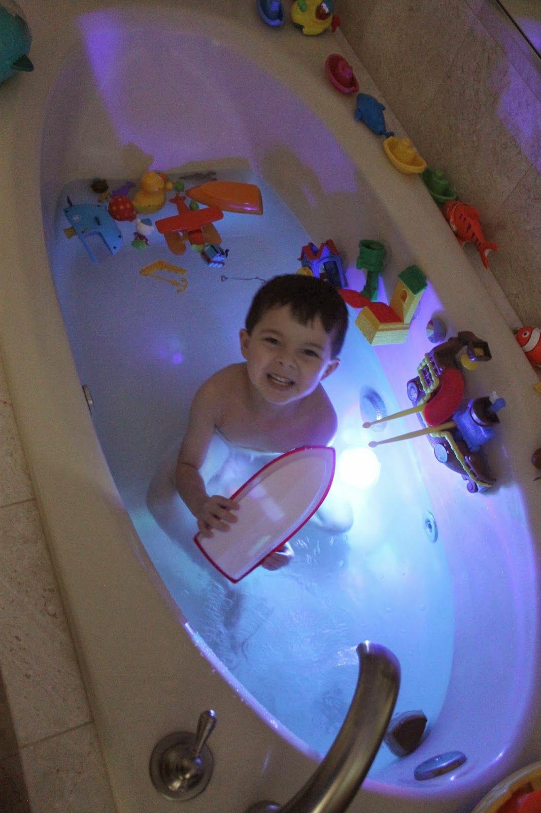 Çocuklar Banyo Eğlence Işığı - Party In The Tub | Anne / Bebek ...