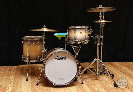 Ludwig Classic Maple Jazzette.