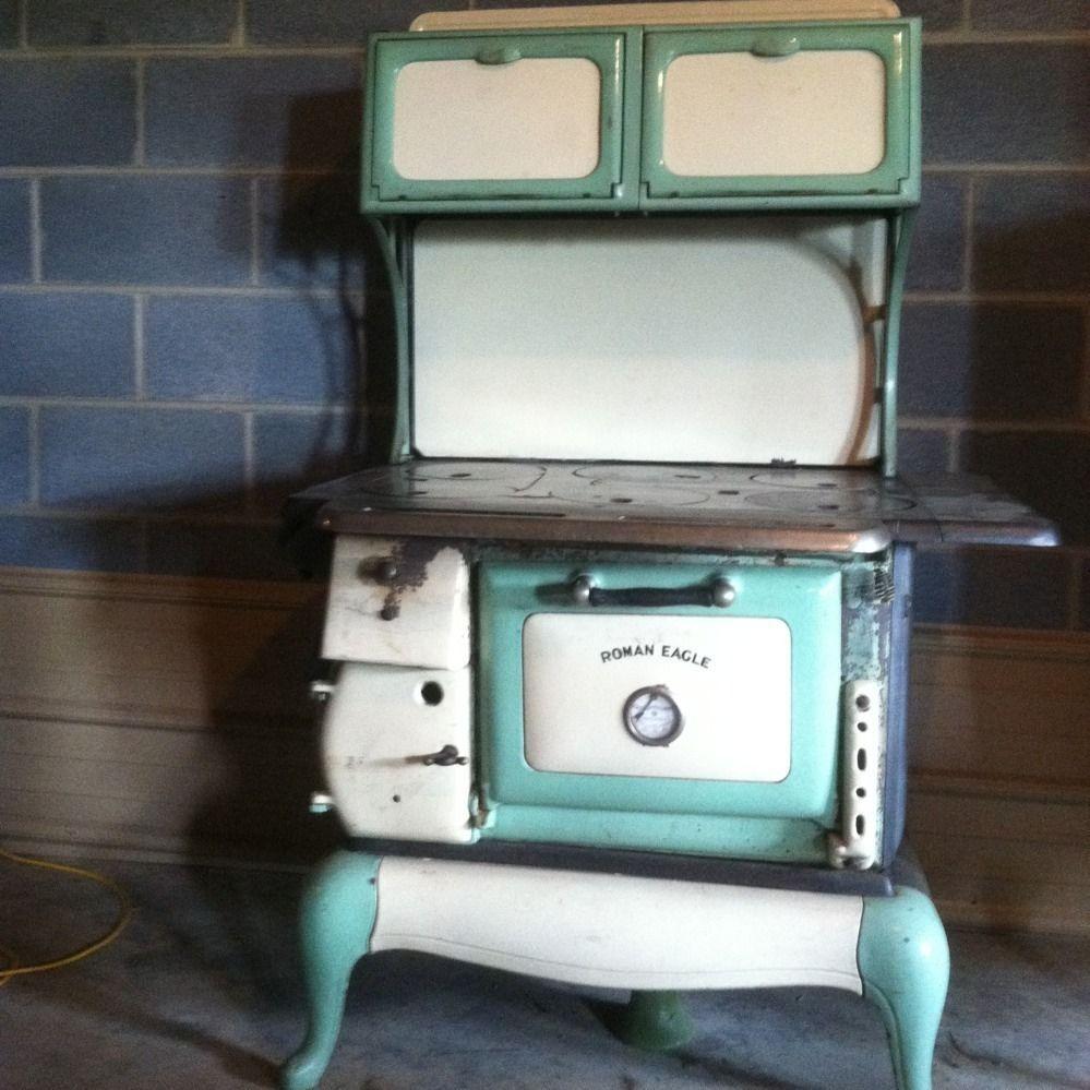 Wood Cook Stove Roman Eagle | roman eagle stove | Pinterest ...