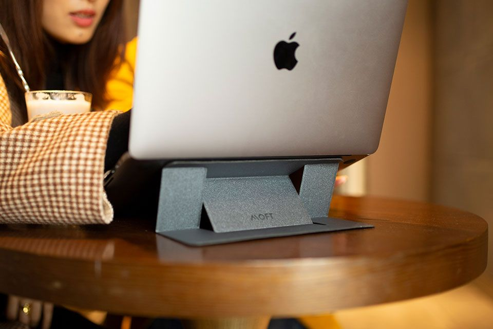 MOFT Invisible Laptop Stand Laptop stand, Laptop cooling
