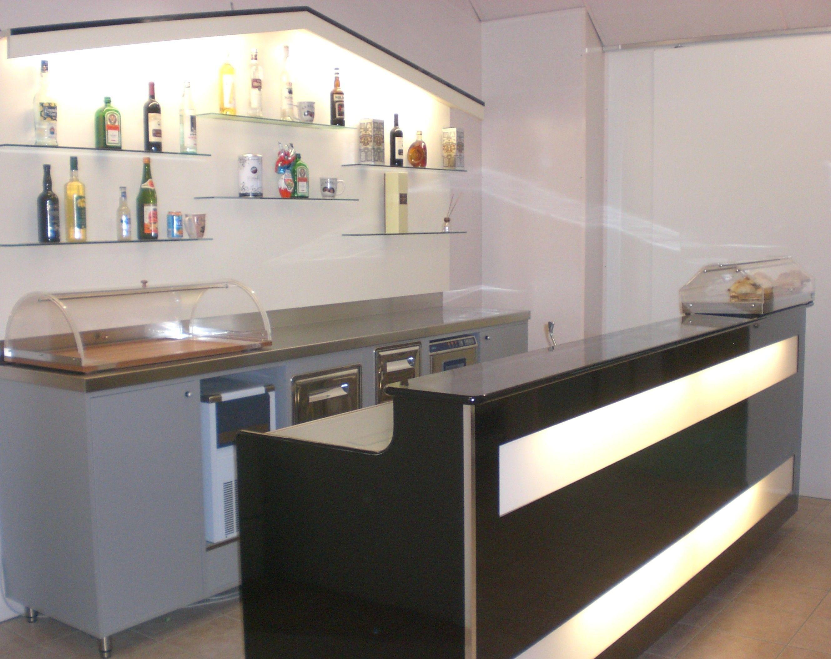 Disegno bancone bar cerca con google bar pinterest - Bancone bar casa ...