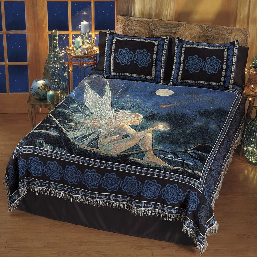 catch a falling star bedding new age spiritual gifts yoga pyramid collection catch a falling star bedding fairy bed set
