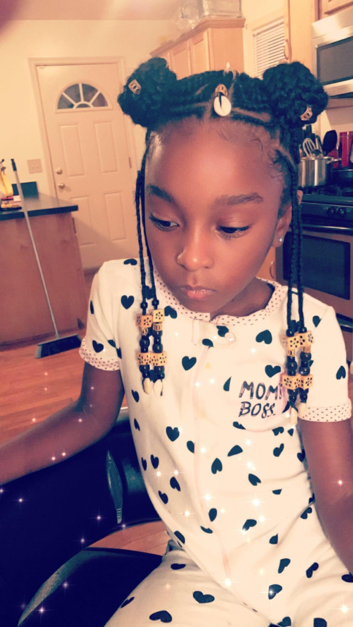 Pin by nelsheika wallace on short hair pinterest kid braids kid