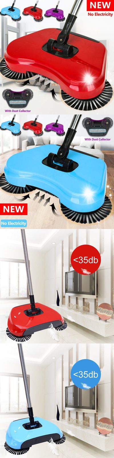 Carpet And Floor Sweepers 79657 Spin Hand Push Sweeper Broom Household Floor Dust Cleaning Mop No Cleaning Mops Floor Cleaning Mop Household Cleaning Supplies