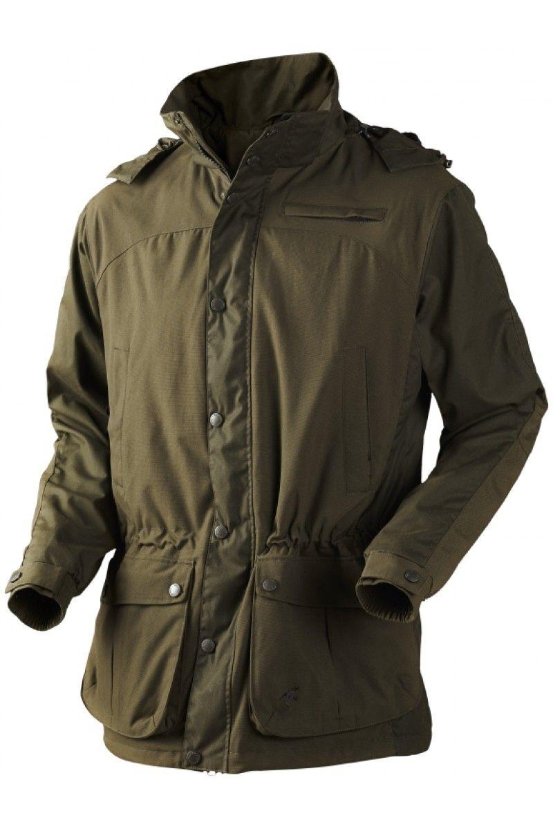Seeland Exeter Advantage Jacket - Pine Green | Garden & Outdoor Wear ...