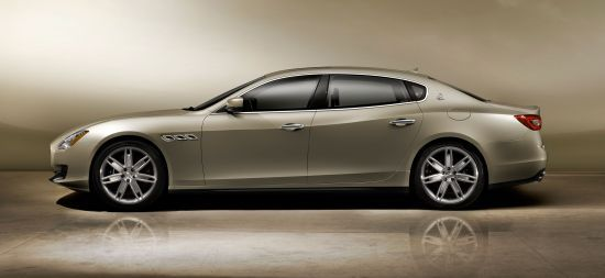 良いじゃないか。。気品がある // 2013 Maserati Quattroporte comes with All-New Next Generation Powertrain
